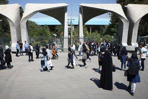 آغاز سال تحصیلی جدید دانشگاهها با حضور مجازی روحانی