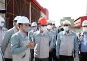 حضور فعال فولاد مبارکه در شرایط بحرانی کرونا