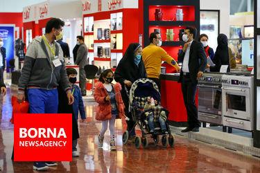 نمایشگاه تخصصی لوازم خانگی اصفهان + گزارش تصویری