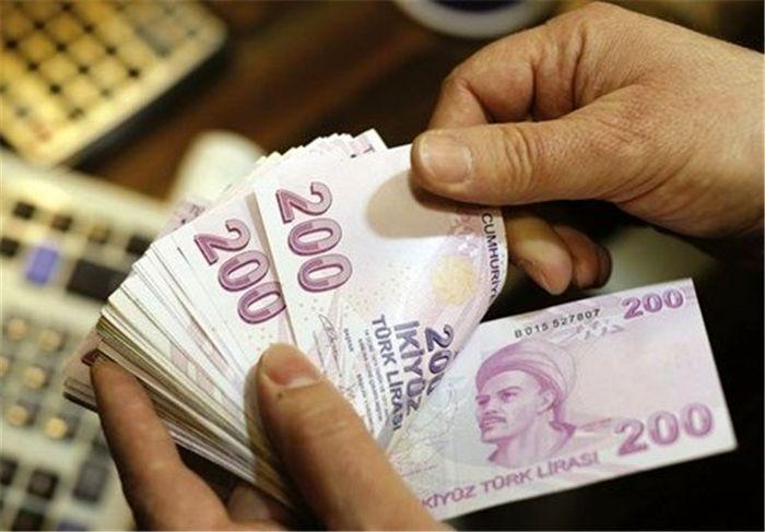 قیمت لیر و ۱۶ ارز دیگر (۹۹/۰۴/۰۸) + جدول