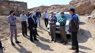 بازدید ایمپاسکو از عملیات راهسازی بافق به معدن چاه گز