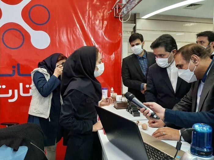 رونمایی از دستاوردهای استارتاپی نانو در قالب نمایشگاه