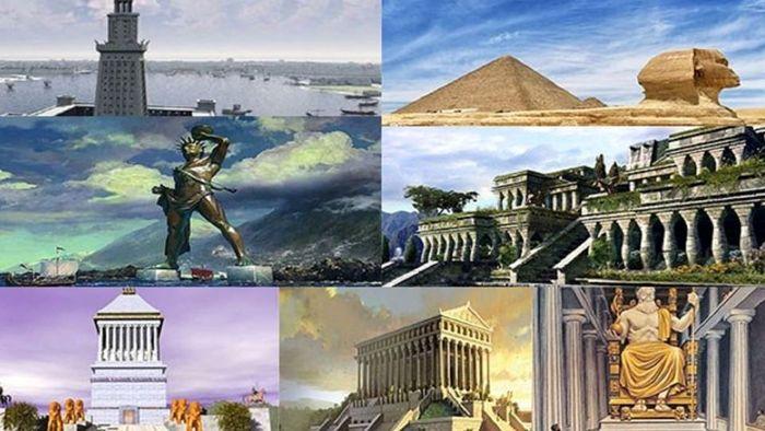 نگاهی به سرگذشت عجایب هفتگانه جهان