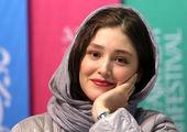 کیک تولد ۲۴ سالگی فرشته حسینی + عکس