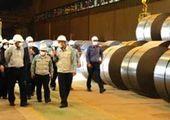 ثبت رکورد تولید آهن اسفنجی در فولاد سفیددشت