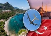 لغو پرواز توریستی به ترکیه + سند
