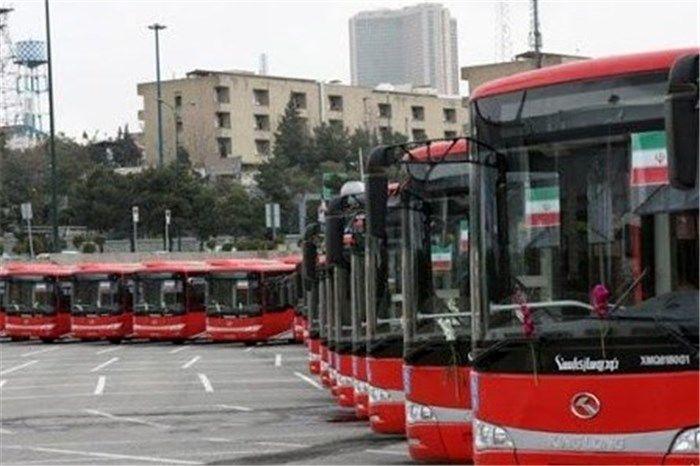اتوبوسهای جدید به پایتخت میرسند / افتتاح ۱۰ ایستگاه مترو تا پایان سال