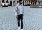 عشق زیبای سامان قدوس به ایران + عکس