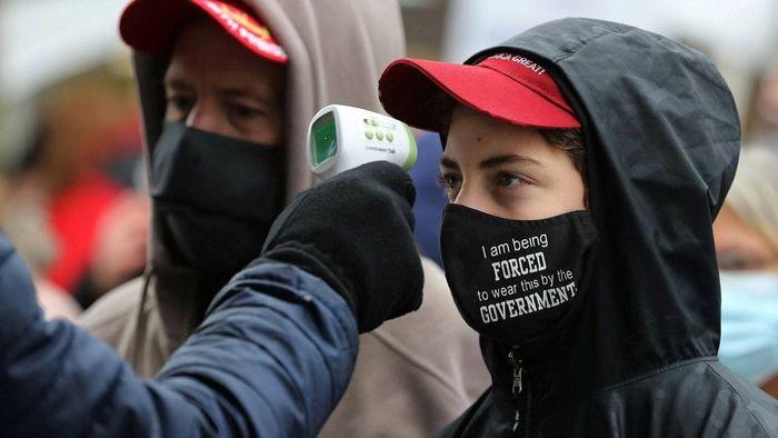 کسانی که واکسینه شده اند نیازی به ماسک ندارند