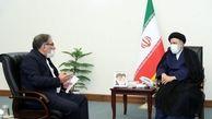 ملاقات شمخانی با رئیسی پیرامون خوزستان