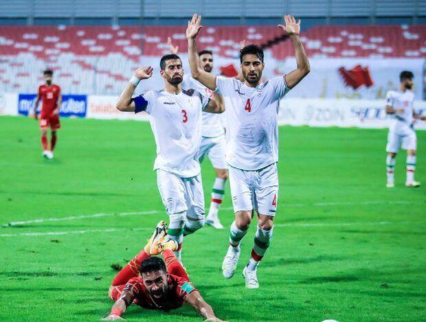 چرا  بحرین به ایران باخت؟