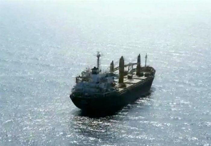 حمله به یک کشتی ایرانی در دریای سرخ