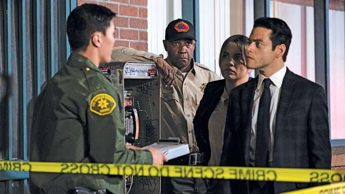 فیلم جنایی «دنزل واشنگتن» صدرنشین گیشه شد