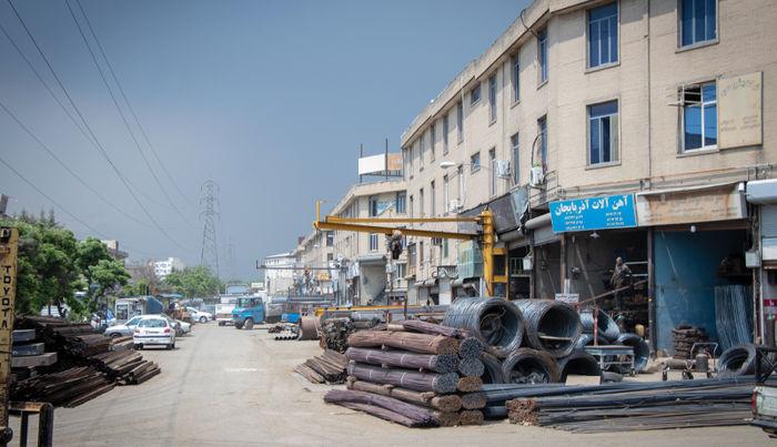 قیمت آهن آلات ساختمانی در بازار امروز (۱۴۰۰/۰۲/۰۶) + جدول