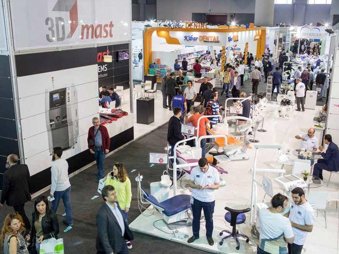بزرگترین نمایشگاه حوزه سلامت ترکیه آغاز به کار کرد