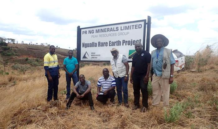نقش صنایع معدنی در اقتصاد تانزانیا