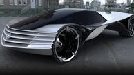 این خودروی عجیب با انرژی هسته ای کار میکند + تصاویر