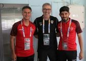 اشپیتیم: پرسپولیس شانس اول قهرمانی آسیاست