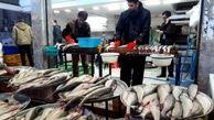 ماهی در بازار امروز کیلویی چند؟ (۹۹/۱۰/۰۸) +جدول قیمت