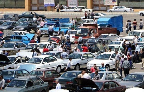 ریزش ۵۵ میلیون تومانی قیمت در بازار خودرو