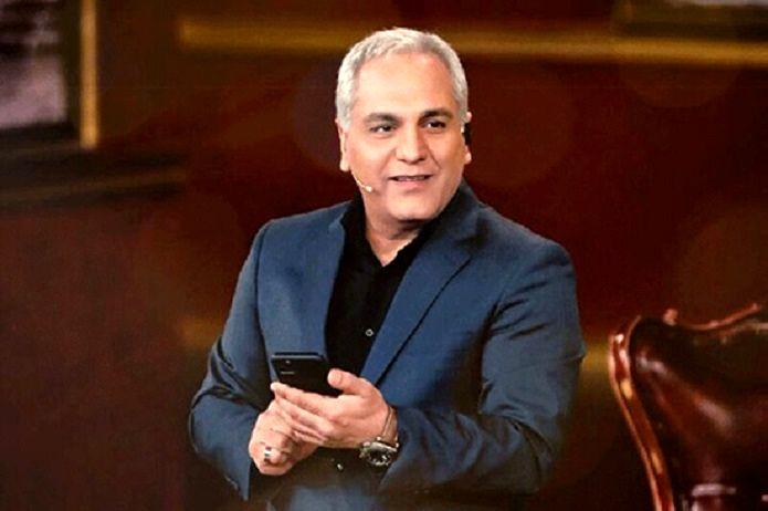 گاف مهران مدیری در سری جدید دورهمی