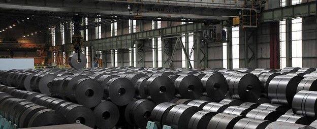 رشد ۱۴۶ درصدی صادرات فولاد