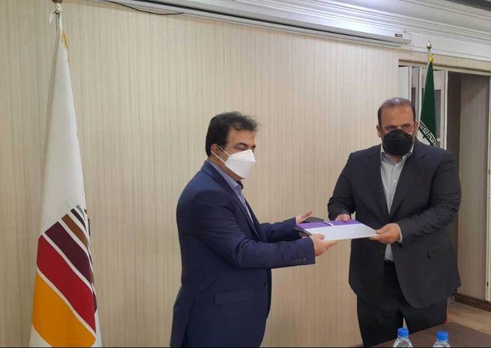 امین ابراهیمی، مدیرعامل فولاد خوزستان شد