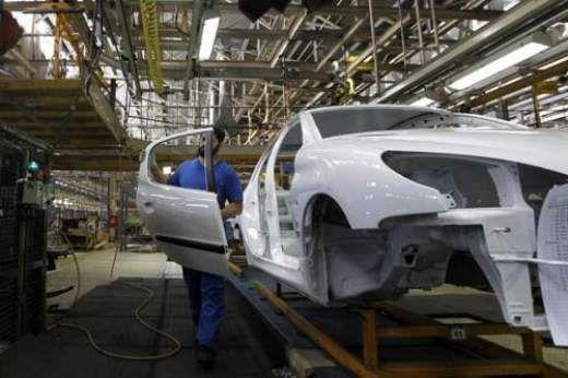 رشد چشمگیر خودروهای تحویلی ایران خودرو
