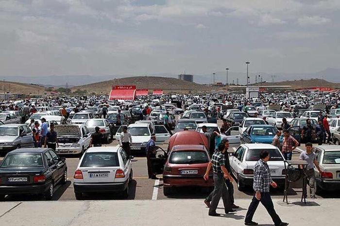 تعطیلات کرونا با بازار خودرو چه کرد؟