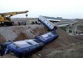 مرگ یک عابر به علت برخورد با قطار