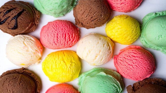 این بستنی را نخورید!