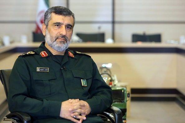 خط و نشان موشکی ایران برای آمریکا