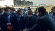بازدید وزیر صمت از یک نمایشگاه مهم در قزوین