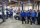 ادامه توسعه فروشگاه های مجاز قطعات یدکی ایران خودرو