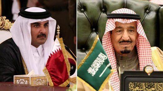 عربستان برای قطر کارت دعوت فرستاد