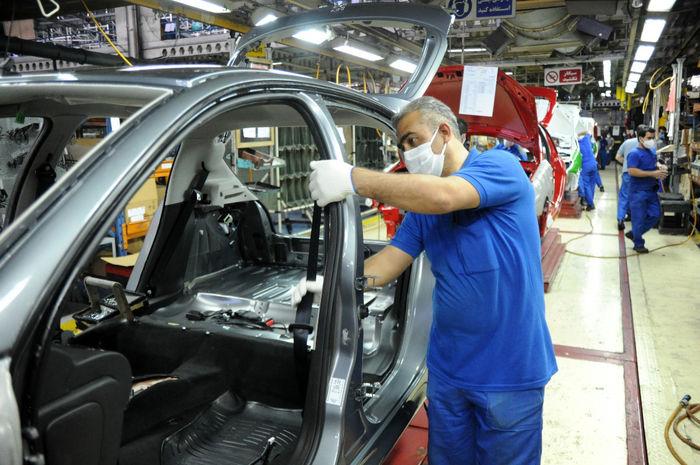 ۳ خودرو ۵ ستاره در آذرماه تولید شد