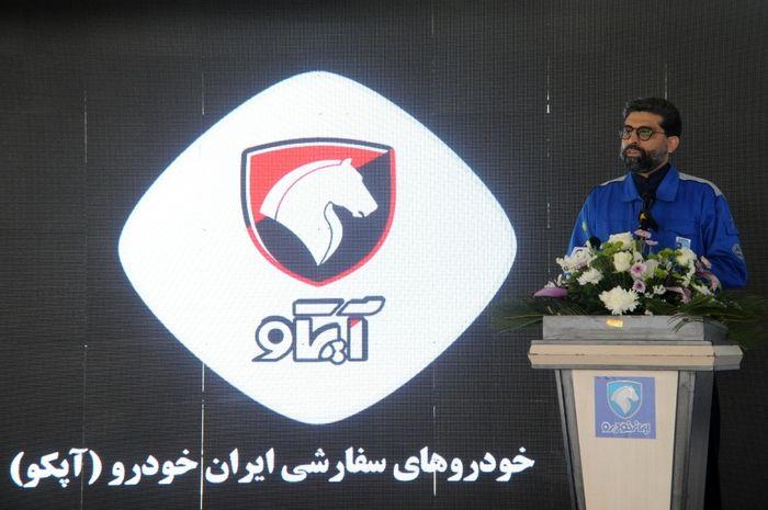 اختصاص یک درصد تولید ماهانه ایران خودرو به خودروهای سفارشی