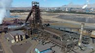 تعویض موفقیتآمیز ترولی جرثقیل ۳۱۰ تنی در فولاد سبا