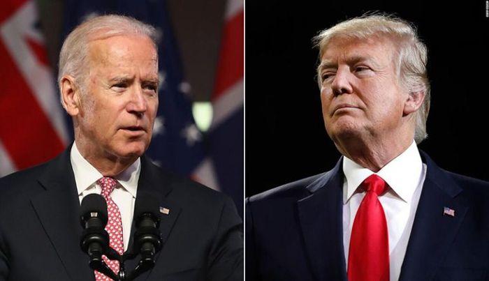 در نظرسنجی انتخابات آمریکا چه کسی پیشتاز است؟