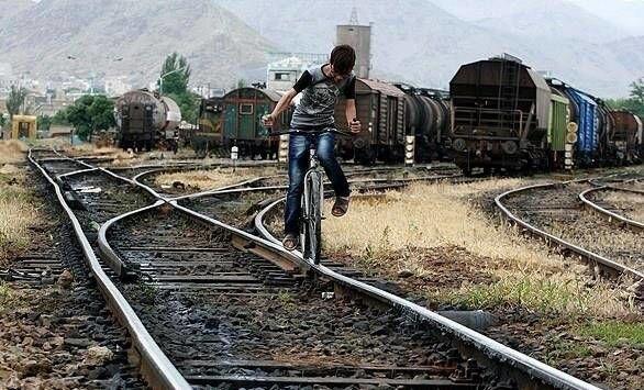 رد مرگ در حوالی تهران