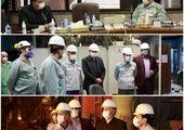 آخرین وضعیت تولید محصولات پوشش دار فولاد مبارکه