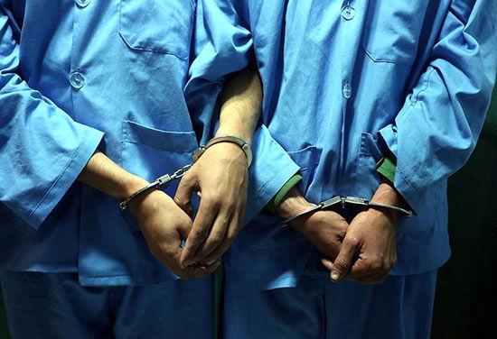 بازداشت زورگیر مسافر نما