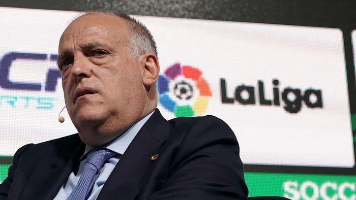 هشدار جدی رئیس لالیگا به کودتاگران فوتبال اروپا