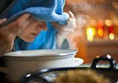 درمان سرماخوردگی و آنفولانزا با جوش شیرین؟