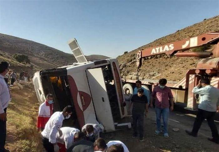 راننده اتوبوس خبرنگاران ، نقره داغ شد! + جزئیات