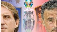 اسپانیا- ایتالیا در نیمه نهایی؛ رد خون پس از ۲۷ سال!