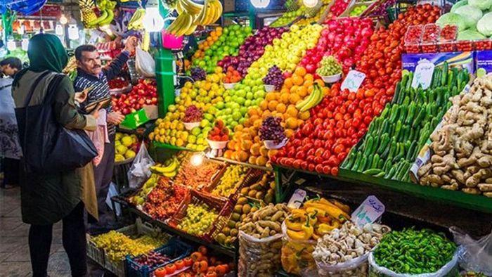 اعلام دلیل گرانی سیب و پرتقال