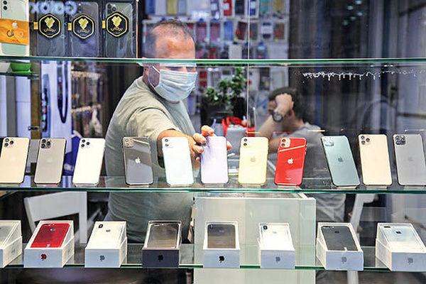 قیمت گوشی های اپل در بازار امروز (۱۴۰۰/۰۳/۱۲) + جدول