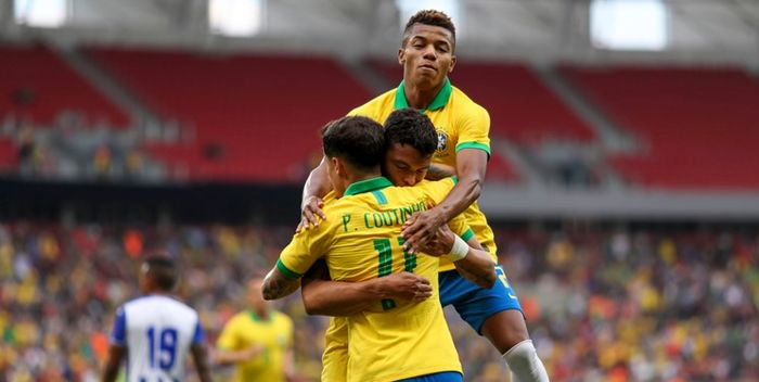 برزیل بی توقف و آرژانتین لرزان و پرنوسان