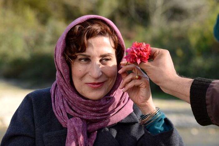 عکس متفاوت از فاطمه معتمدآریا و سعید آقاخانی